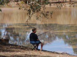 marg-fishing-at-currawinya