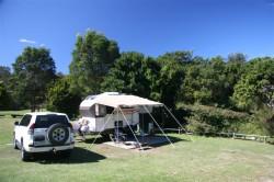 Camp at Trial Bay (Small)