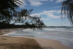 Beach at Illaroo North