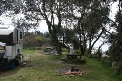 Camp at Illaroo