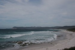 130327 Friendly Beach Freycinet NP Med