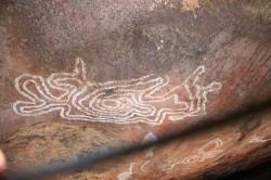20140624-Rock Art at Gundabooka NP Med