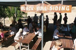 20140716-Morning Tea at Black Bull Med