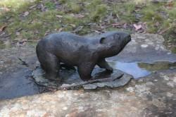 20160217 Steppes Sculptures #2 Wombat Med