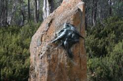 20160217 Steppes Sculptures #3 Birds Med