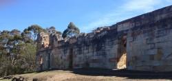 20160308 Coal Mine Gaol Ruins Med