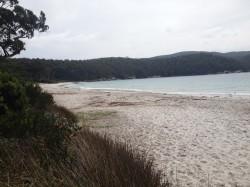 20160310 Fortesque Bay Tasman NP #2 Med