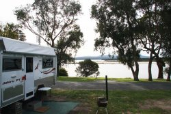 20160812 Camp at Mallacoota Med