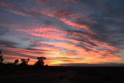 20170714-4009 Sunrise over Lake Mungo Med