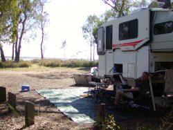 camp-at-bustard-beach-eurimbula-np