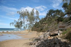 Beach at Illaroo South