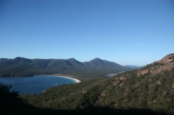 130326 Wineglass Bay #2 Frreycinet NP