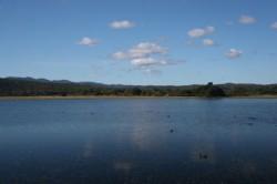 130404 Lagoon at Narawntapu NP Med
