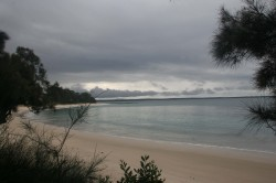 20150716 Jervis Bay from Moona Moona Creek Med