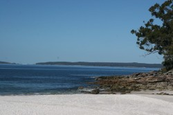 20150720 Jervis Bay NP Greenfields Beach Med