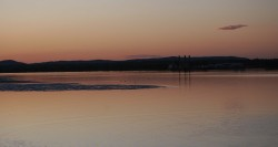 20150803 Sunset On Clarence River Yamba #2 Med