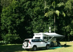 20150818 Camp at Mt Warning Med