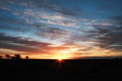 20170714-4014 Sunrise over Lake Mungo #2 Med