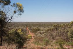 20170815-4240 View from Fort Bourke Cobar #2 Med